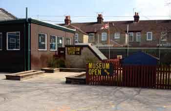 Clifford Road Air Raid Shelter Museum