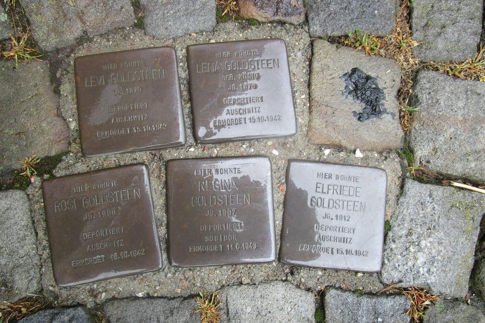 Stolpersteine Kirchstraße 2