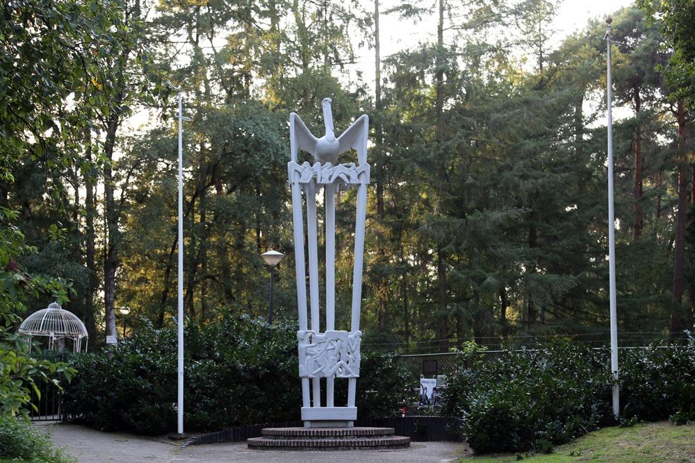 Joe Mann Monument