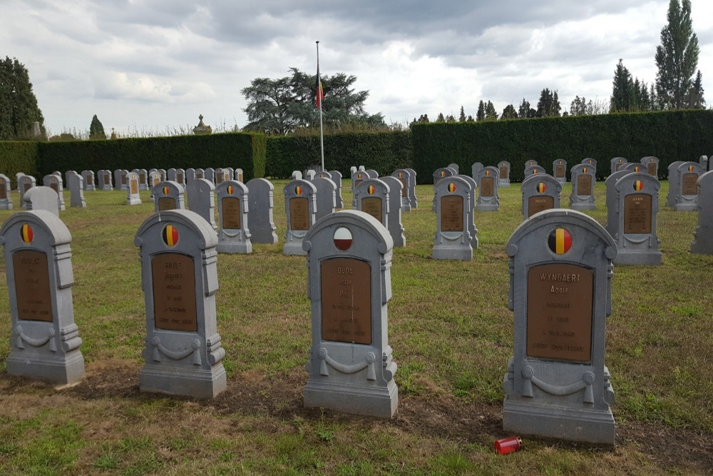 Polish War Grave Willebroek