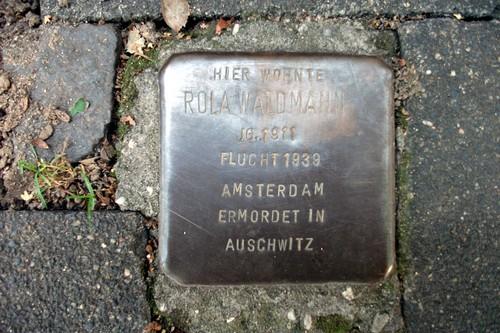 Stolperstein Graurheindorfer Straße 83