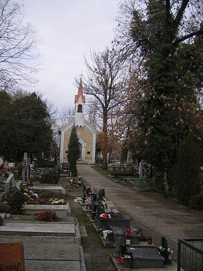 War Graves Komarno Catholic Cemetery