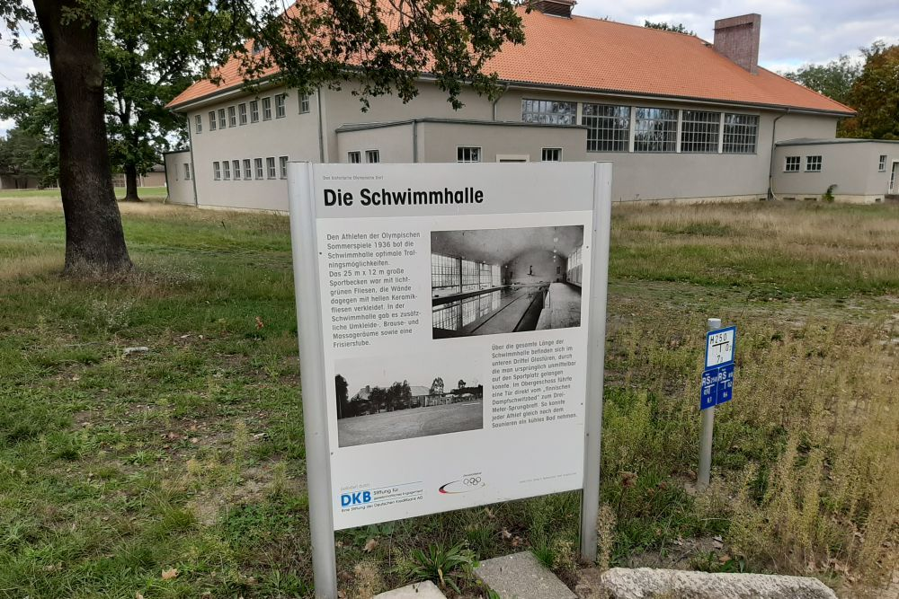Olympisch Dorp Berlijn Elstal