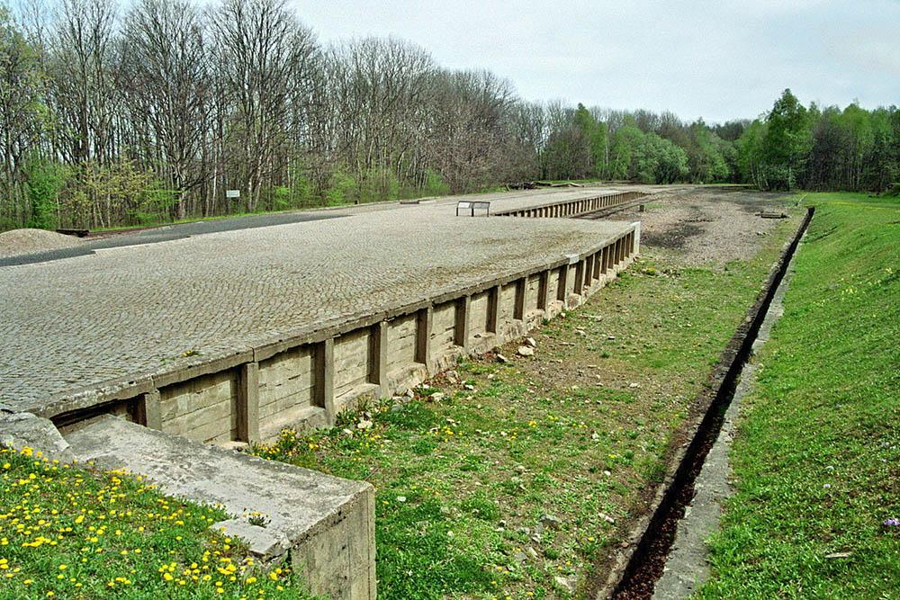 Treinstation Buchenwald