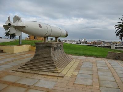 Monument Amerikaanse Onderzeeboten Fremantle