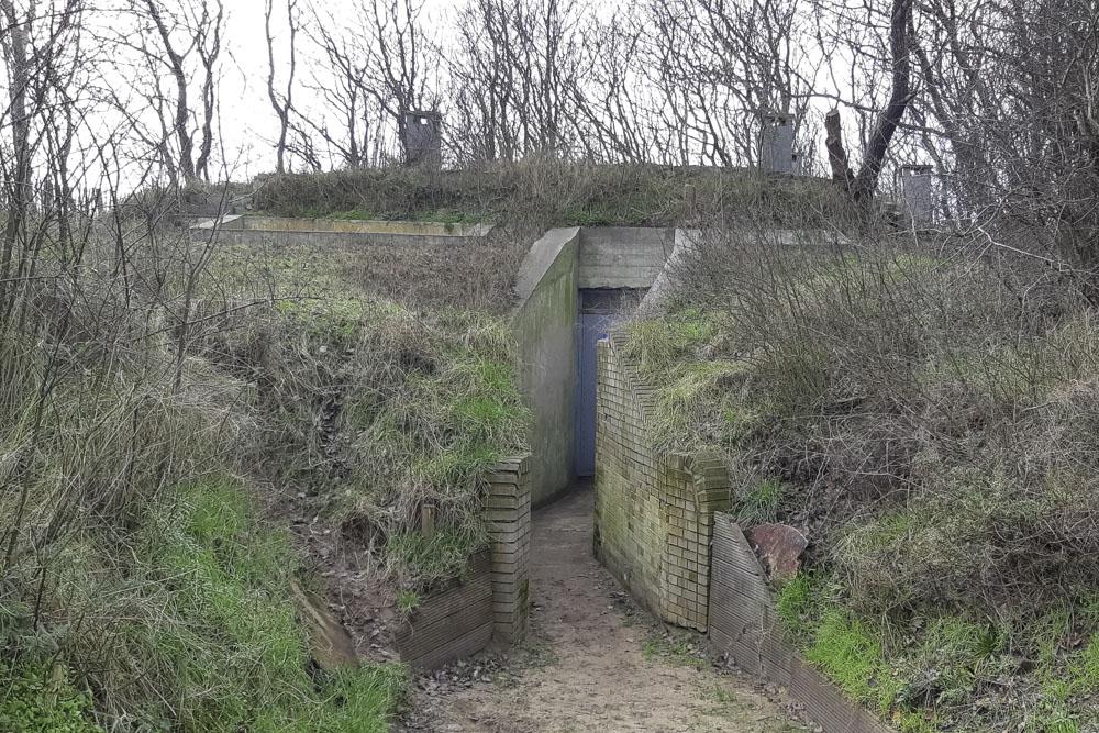 04-06: Bunkers van de Atlantikwall gaan voor het eerst dit jaar weer open voor publiek