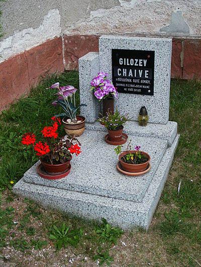 Soviet War Grave Dolni Kalna