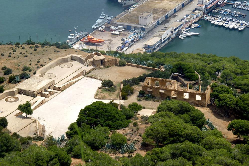 Coastal Battery Saint-Grégoire
