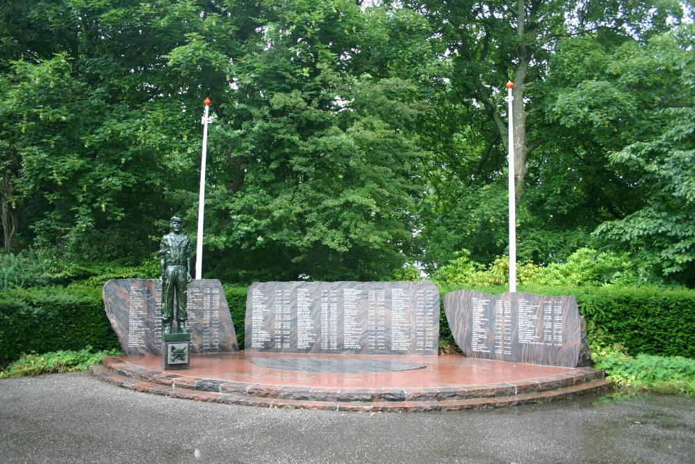 Indian Monument