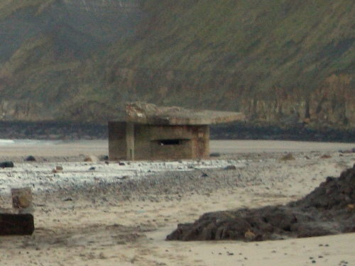 Pillbox Cayton Bay