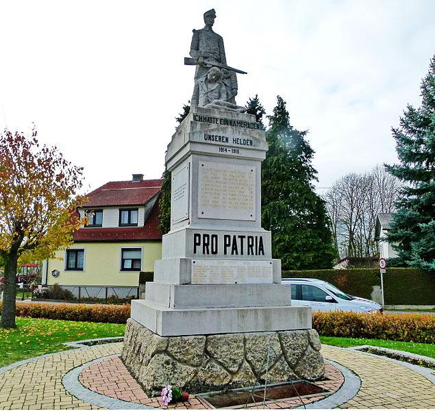 War Memorial Altschlaining