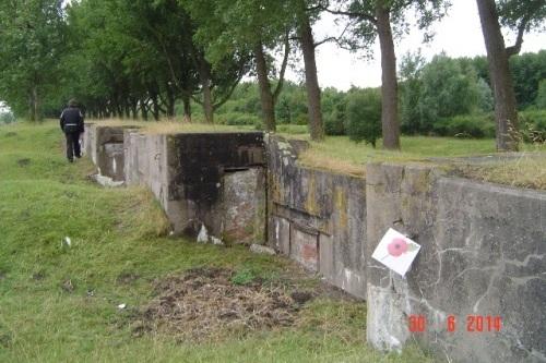 Nevenbatterij Fort Vijfhuizen