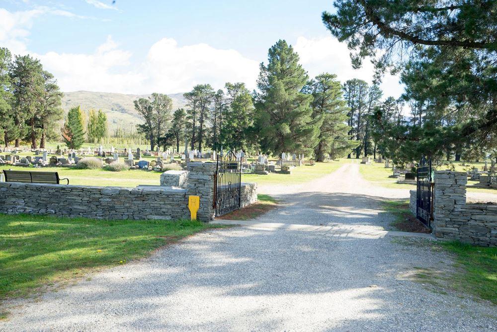 Oorlogsgraven van het Gemenebest Cromwell Cemetery