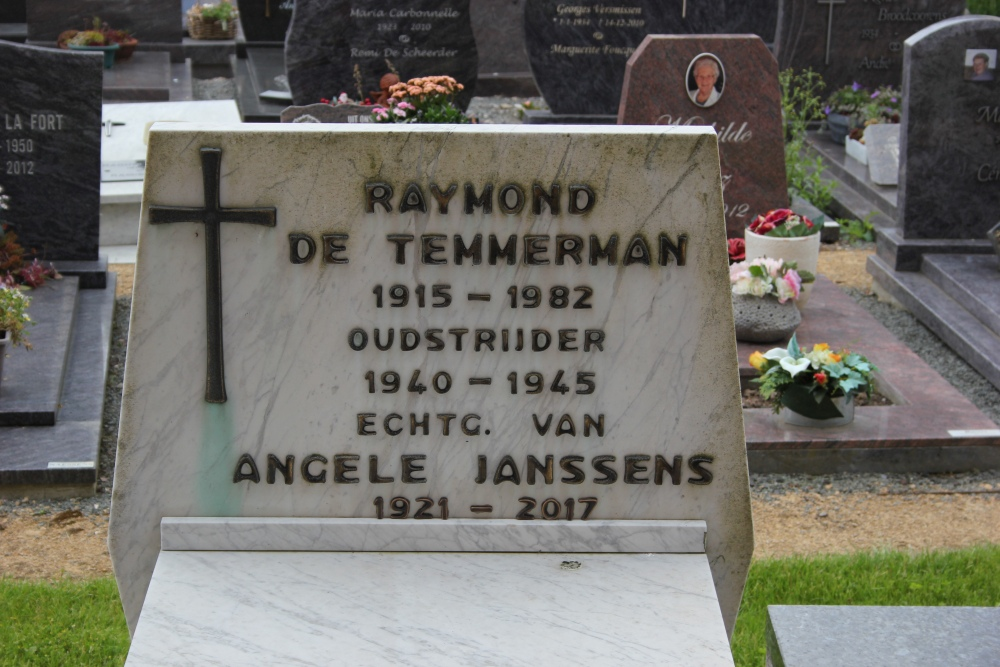 Veteran War Graves Sint-Maria-Horebeke