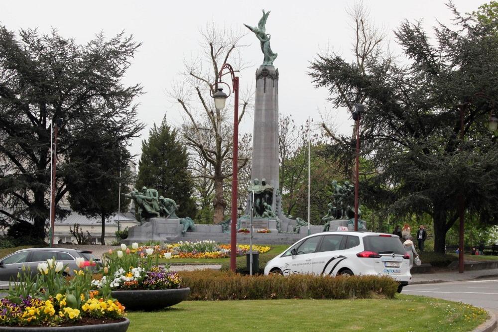 Oorlogsmonument Verviers
