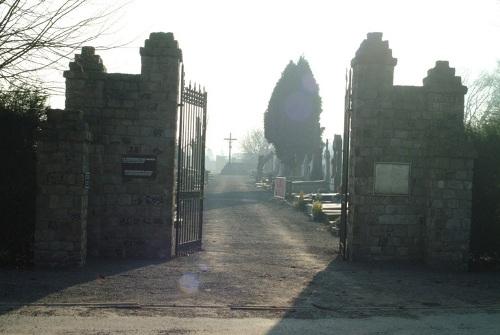 Commonwealth War Graves Warneton