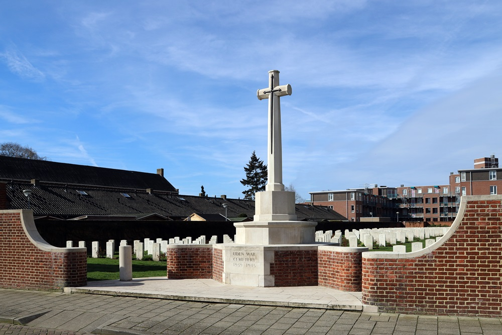 Commonwealth War Cemetery Uden