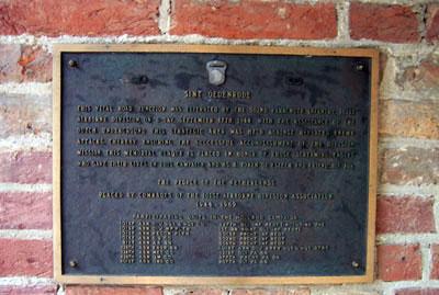 Castle Henkenshage - Headquarters 101st Airborne Division