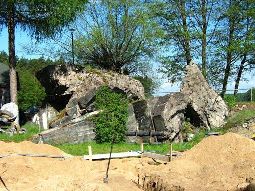 Pommernstellung - Restant Bunker