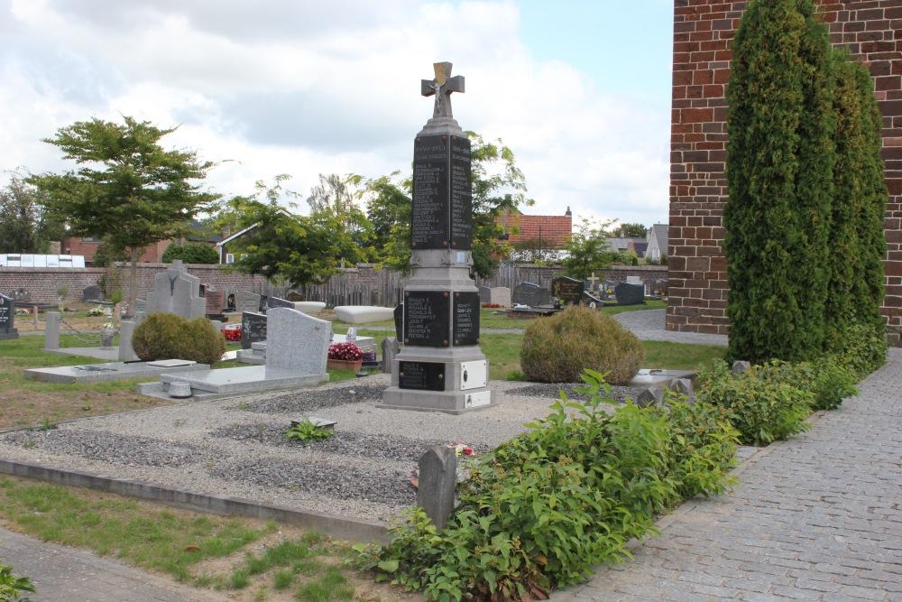 War Memorial Ottenburg