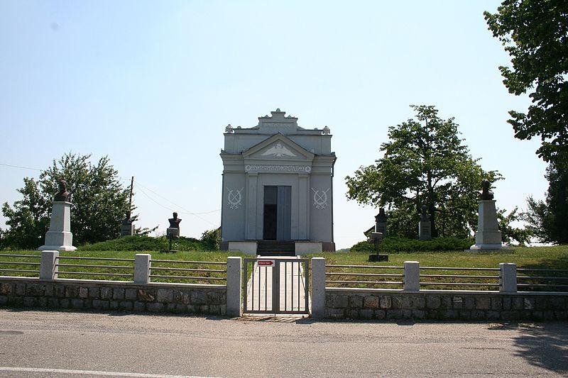 Mausoleum en Museum Slag van Cer