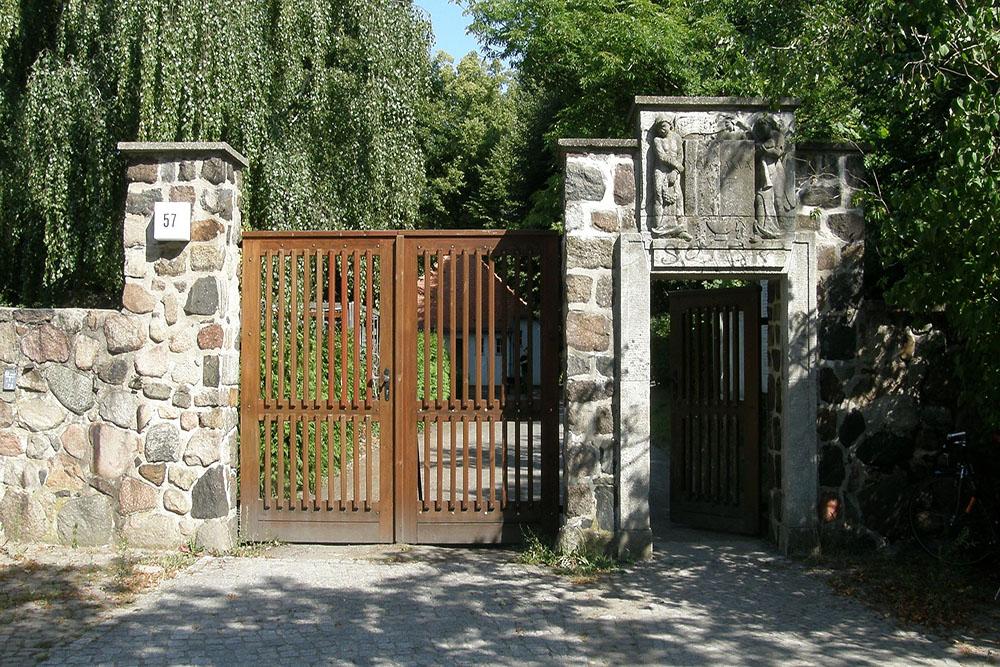 German War Graves Friedhof Dahlem-Dorf