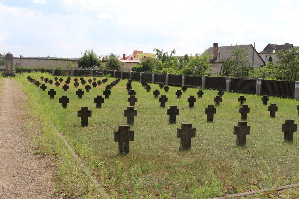 German War Cemetery Tauroggen / Taurage