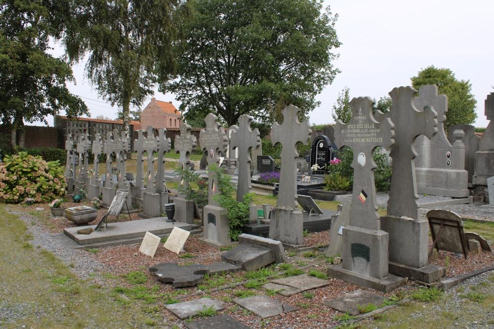 Veteran Cemeteries Froidmont