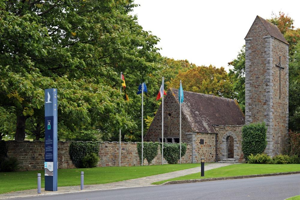Duitse Oorlogsbegraafplaats Marigny