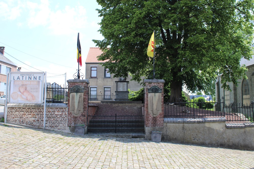 War Memorial Latinne