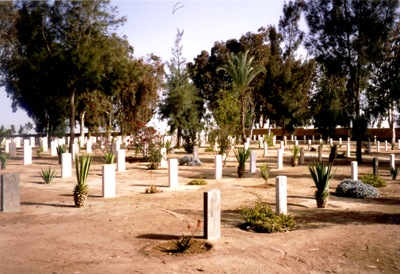 Commonwealth War Cemetery Kantara