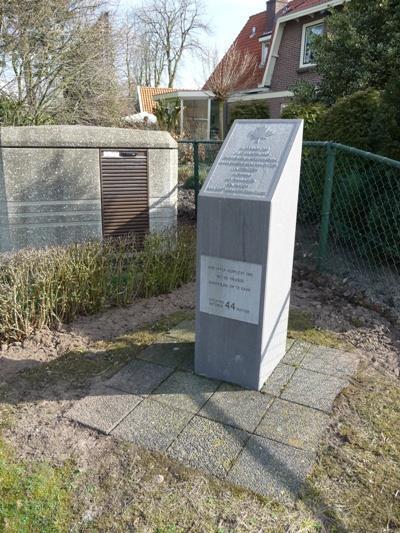 Monument Gesneuvelde Canadese Soldaten