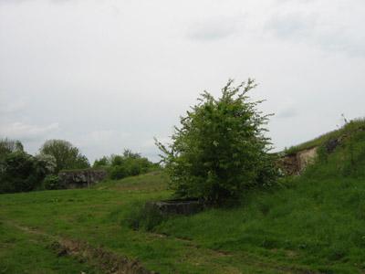 Maginotlinie - Fort Bersillies