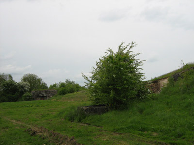 Maginot Line - Fortress Bersillies