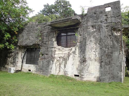 Peleliu War Museum (Former Japanese Storage Bunker)