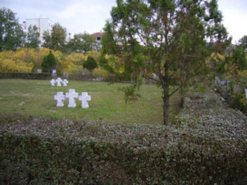 German War Graves Petrich