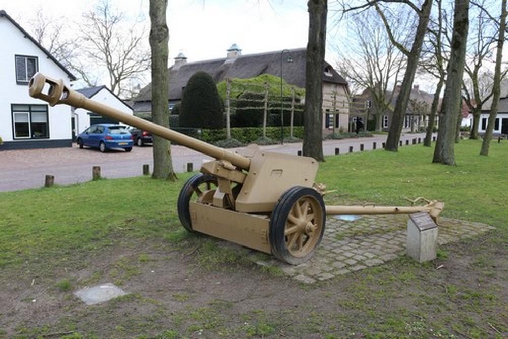 German Canon 75mm Pak 40