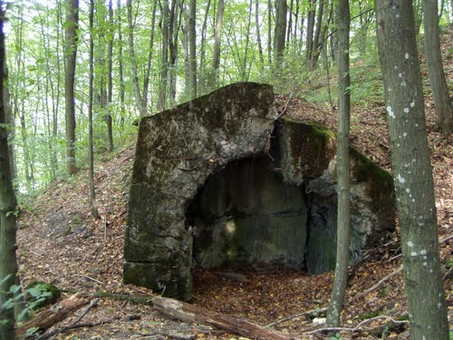 Árpád Line - Remains Bunker