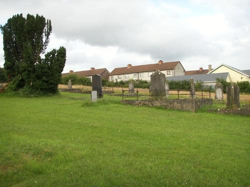 Commonwealth War Grave Cavan Protestant Cemetery