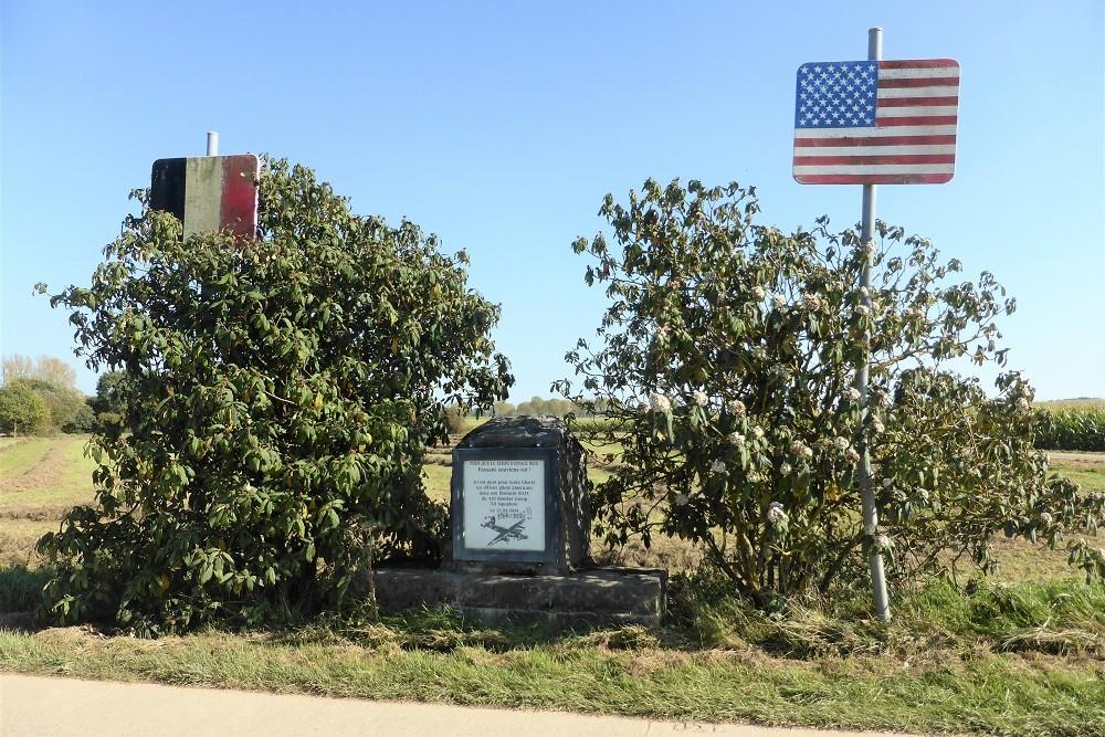 Gedenksteen Liberator 42-109807