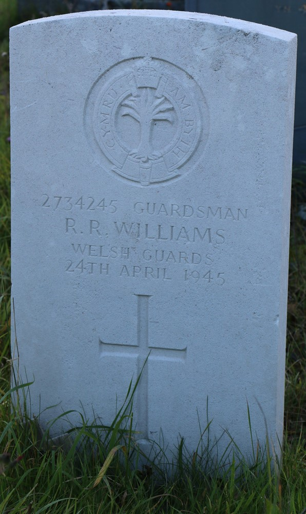 Commonwealth War Graves Corwen Burial Ground