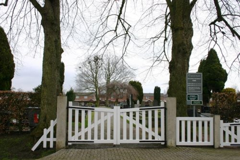 Nederlandse Oorlogsgraven Eelde