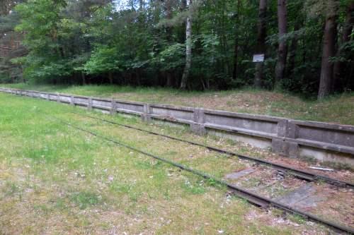 Platform Station Werk Ost