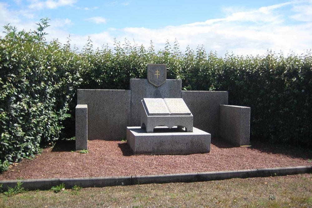 Memorial Advance Général Leclerc