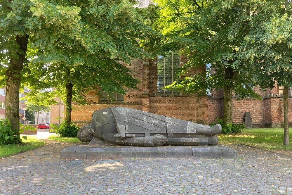 Memorial Tote Krieger