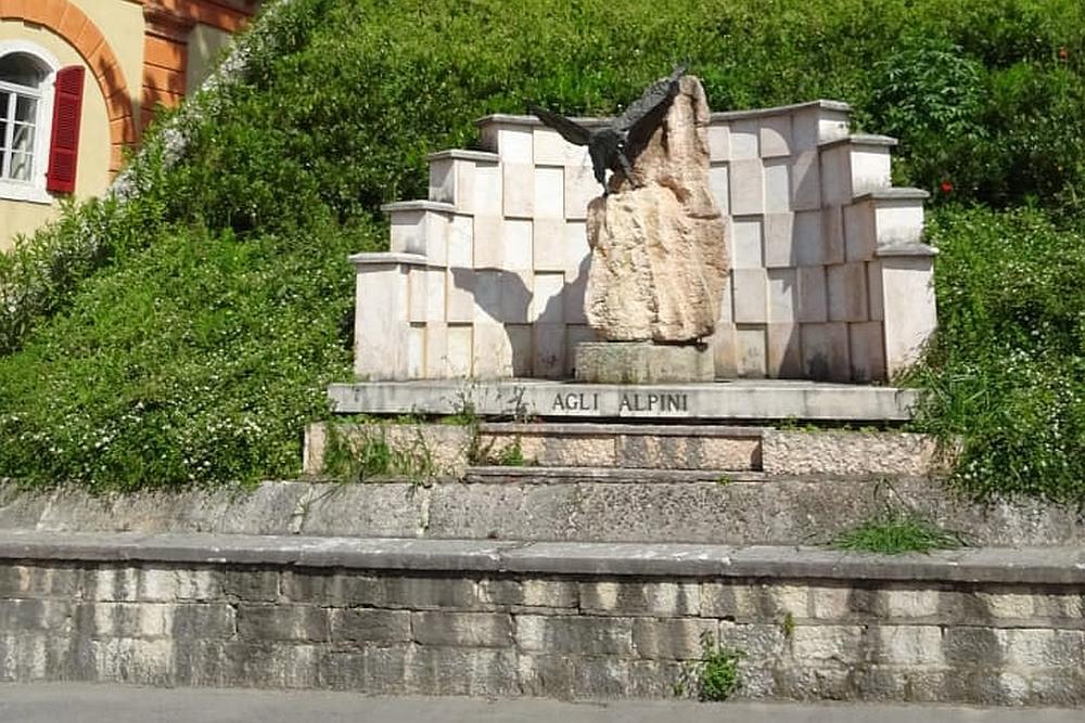 Monument Agli Alpini