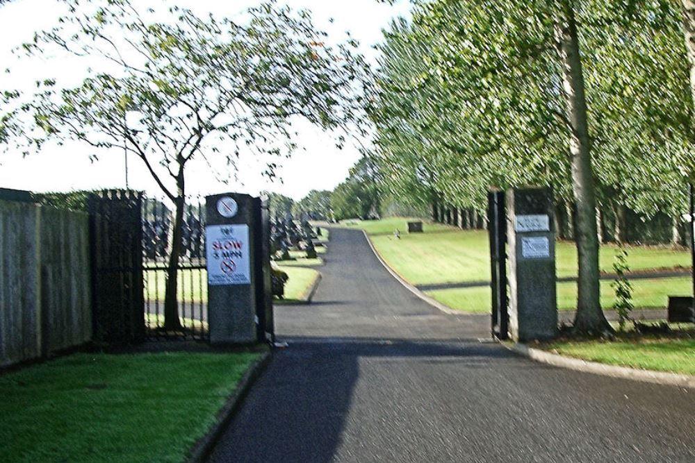Oorlogsgraven van het Gemenebest Coleraine Cemetery