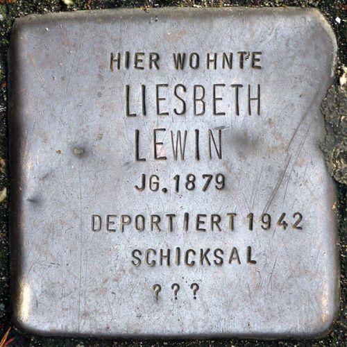Stolperstein Baerwaldstraße 47