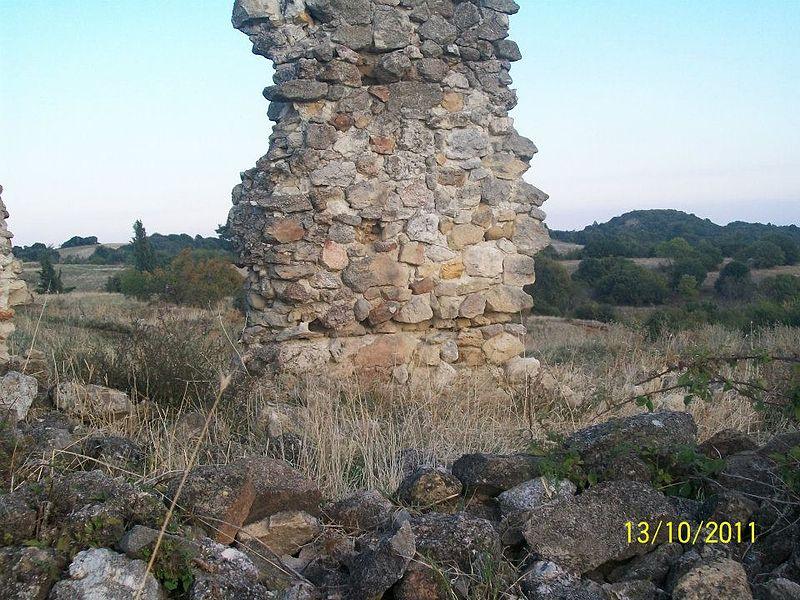 Ruins of Ano Kerdyllia