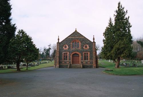 Oorlogsgraf van het Gemenebest Ballycairn Presbyterian Churchyard